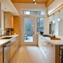 Tủ bếp gỗ công nghiệp MDF Laminate – TVB626