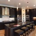 Tủ bếp gỗ tự nhiên – TVN1096