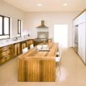 Tủ bếp gỗ công nghiệp – TVN655
