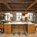Tủ bếp gỗ tự nhiên – TVN520