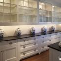 Nội thất Tủ Bếp   Tủ bếp gỗ tự nhiên – TVN409