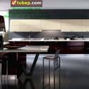 Tủ bếp gỗ công nghiệp – TVN1023