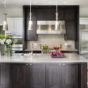 Tủ bếp gỗ công nghiệp   tự nhiên – TVN575
