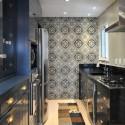 Tủ bếp gỗ tự nhiên – TVN642