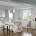 Nội thất Tủ Bếp   Tủ bếp gỗ tự nhiên – TVN396