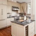 Tủ bếp gỗ tự nhiên – TVN635