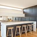 Tủ bếp gỗ công nghiệp – TVN816