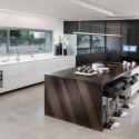 Tủ bếp gỗ MDF Acrylic – TVB329