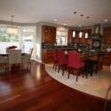 Tủ bếp gỗ tự nhiên – TVN931