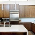 Tủ bếp gỗ công nghiệp – TVN875