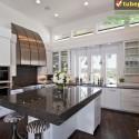 Tủ bếp gỗ tự nhiên – TVN1027