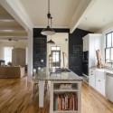 Nội thất Tủ Bếp   Tủ bếp gỗ tự nhiên – TVN369