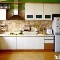 Tủ bếp gỗ MDF Acrylic – TVB580