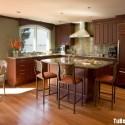 Tủ bếp gỗ tự nhiên – TVN911