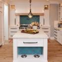 Nội thất Tủ Bếp   Tủ bếp gỗ tự nhiên – TVN342