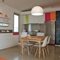 Tủ bếp gỗ MDF Acrylic – TVB539
