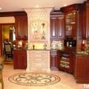 Tủ bếp gỗ tự nhiên  – TVN1146