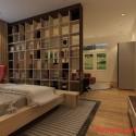 Bố trí cửa phòng ngủ theo phong thủy