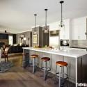 Tủ bếp gỗ tự nhiên – TVN1009