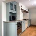 Tủ bếp gỗ tự nhiên – TVN1044