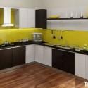 Tủ bếp gỗ MDF Acrylic – TVB482