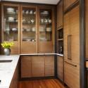 Tủ bếp gỗ công nghiệp – TVN1382