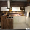 Tủ bếp  công nghiệp – TVN1197