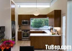 ab0a55593300x213.jpg Tủ bếp gỗ Melamin màu vân gỗ đậm hình chữ U TVT0782