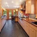 Tủ bếp gỗ công nghiệp – TVN1367
