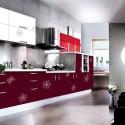 Tủ bếp gỗ MDF Laminate – TVB431