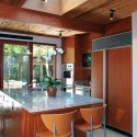 Tủ bếp gỗ công nghiệp – TVN678