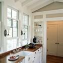 Nội thất Tủ Bếp   Tủ bếp gỗ tự nhiên – TVN470