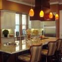 Tủ bếp gỗ tự nhiên – TVN1007