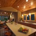 Tủ bếp gỗ công nghiệp – TVN662