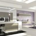 Tủ bếp gỗ công nghiệp – TVN1180