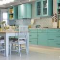 Tủ bếp gỗ tự nhiên – TVN878