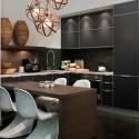 Tủ bếp gỗ công nghiệp – TVN904