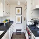 Nội thất Tủ Bếp   Tủ bếp gỗ tự nhiên – TVN338