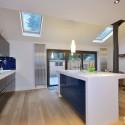 Tủ bếp gỗ công nghiệp – TVN1011