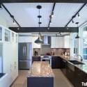 Tủ bếp gỗ công nghiệp – TVN821