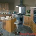 Thuật phong thủy trong bố trí không gian bếp