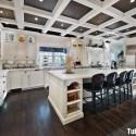 Tủ bếp gỗ tự nhiên – TVN648