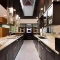 Tủ bếp gỗ công nghiệp – TVN501