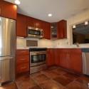 Tủ bếp gỗ MDF Laminate – TVB391