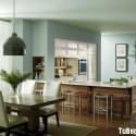Tủ bếp gỗ tự nhiên  – TVN1174