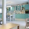 Tủ bếp gỗ công nghiệp – TVN847