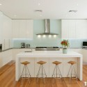 Tủ bếp gỗ MDF Acrylic – TVB331