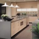 Tủ bếp gỗ MDF Laminate – TVB308