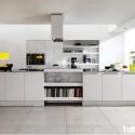 Tủ bếp gỗ MDF Acrylic – TVB305