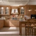 Tủ bếp gỗ Dỗi   TVB0572